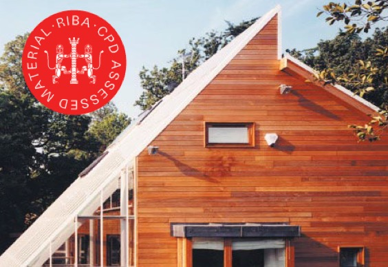 Cladding - RIBA Courses available here