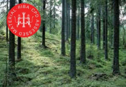 Procuring Sustainable Timber RIBA Courses available here