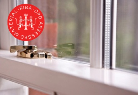 Introduction to Windows RIBA Courses available here