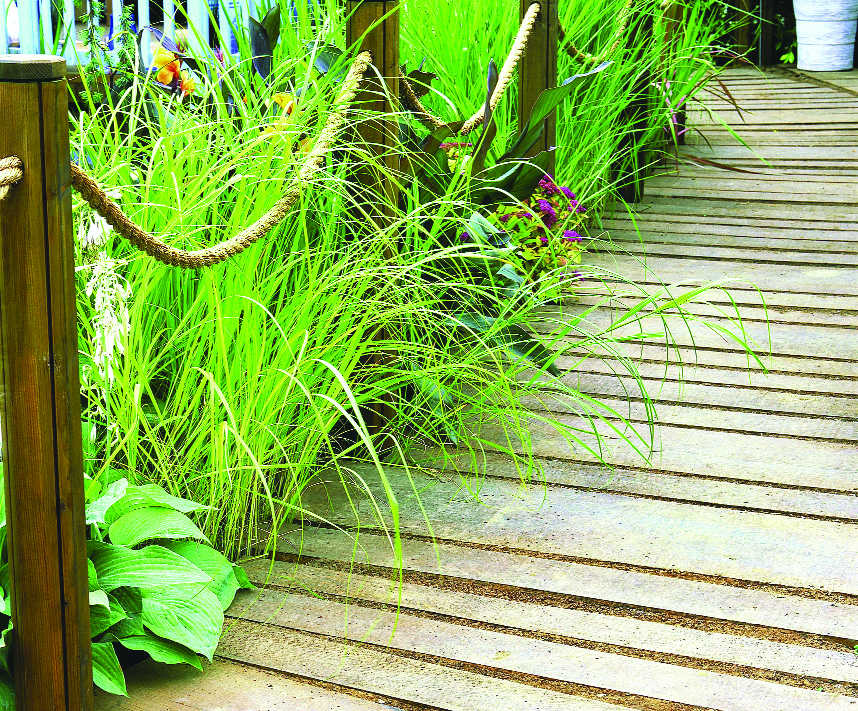 How To Build A Rustic Walkway Woodcampus