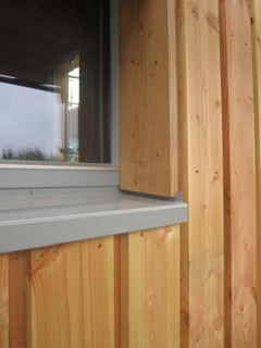 Timber Cladding - Sustainable External Wood Finishes