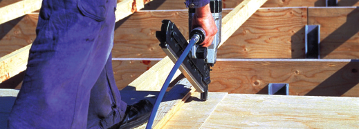Sheet Materials attaching plywood