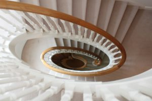 timber species - Wooden Stair Case