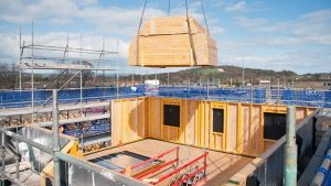 Barratt buys timber frame specialist
