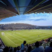 all-timber stadium receives planning permission