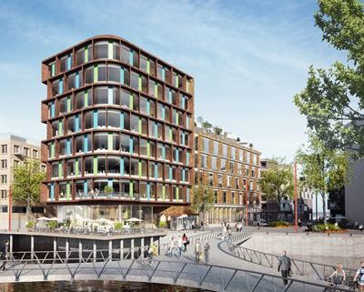Castellum builds world's first climate-neutral police building