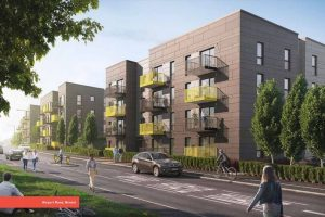 Plans for 173 flat-pack Ikea homes approved